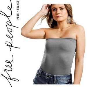 Free People Carrie Tube Top Size XS/S  NWT